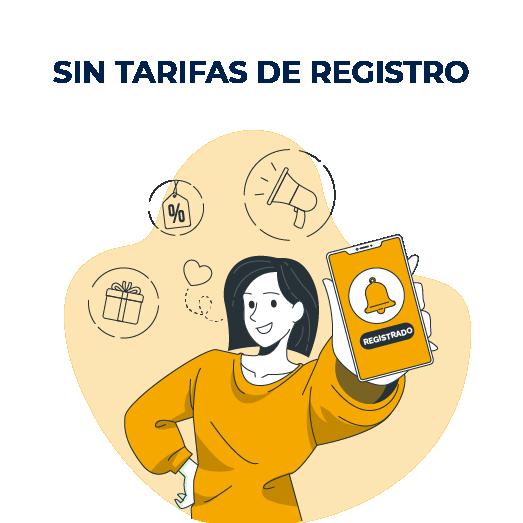 dropshipping sin tarifas de registro