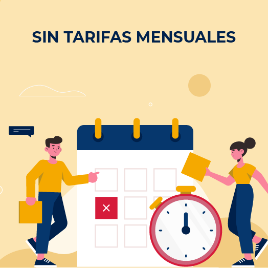 dropshipping sin tarifas mensuales